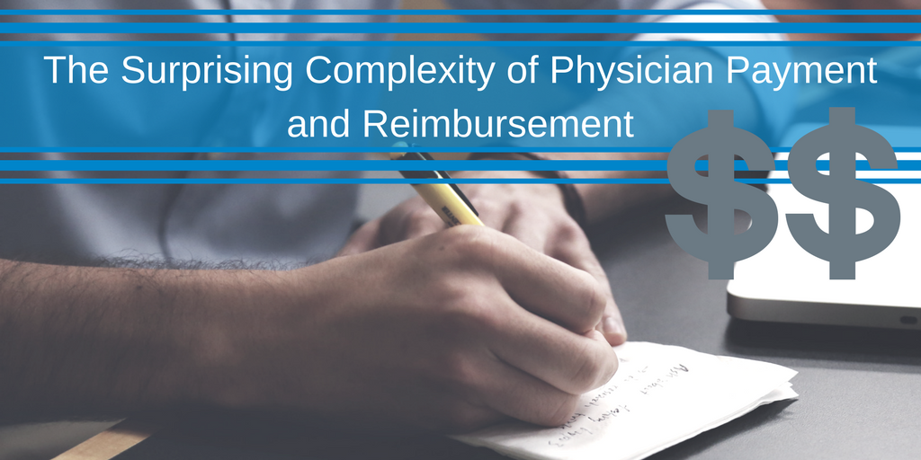 Ludi | The Surprising Complexity of Physician Payment and Reimbursement